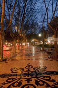 Avenida da Liberdade - Lisbon, Portugal