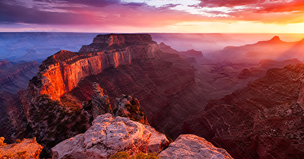 grand-canyon-sunset