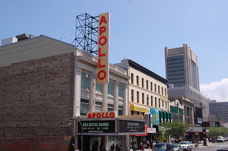 learn about black history in harlem